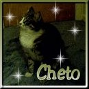 and his roommate Cheto!